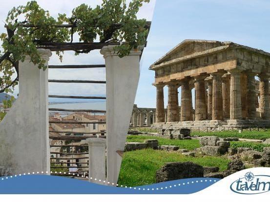 Primavera in Campania: il Giardino della Minerva e i Templi di Paestum!