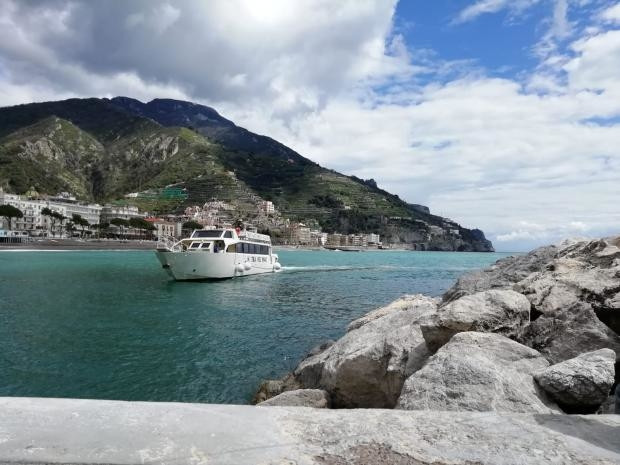 Easter weekend and International Workers'Day: #goboating along the Amalfi Coast!