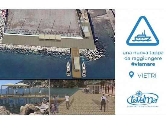 Vietri sul Mare: la nuova tratta d'accesso in Costa d'Amalfi